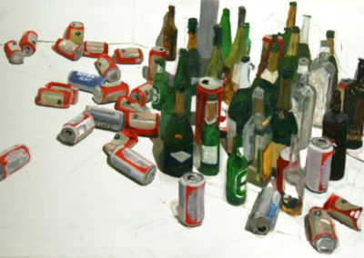 Bottle arrangement